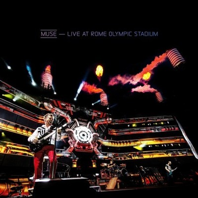 Muse - Live At Rome Olympic Stadium (2013) .mp3 - 320kbps