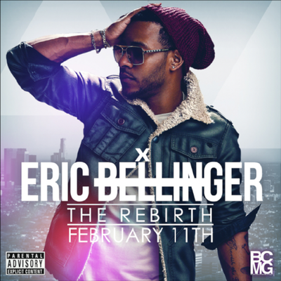 Eric Bellinger - The Rebirth [2CD] (2014) .mp3 - 320kbps