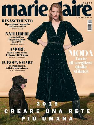 Marie Claire Italia - Gennaio 2019