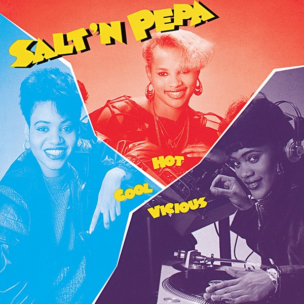Salt-N-Pepa - (1986) Hot, Cool & Vicious [320]