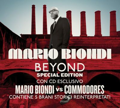 Mario Biondi - Beyond [2CD Special Ed.] (2015).Mp3 - 320Kbps