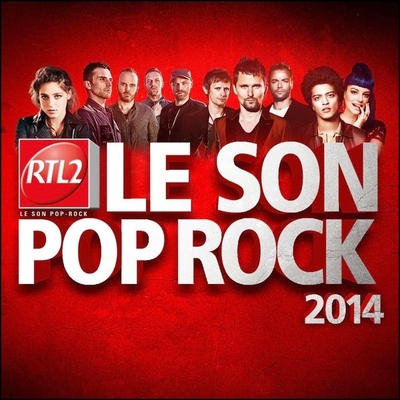 VA - RTL2: Le Son Pop Rock 2014 [2CD] (2014) .mp3 - 320kbps
