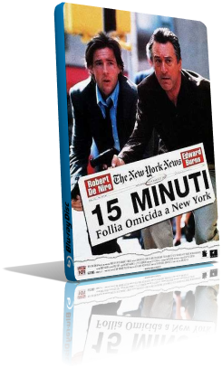 15 minuti - Follia Omicida a New York (2001) HDTVRip 720P ITA AC3 x264 mkv