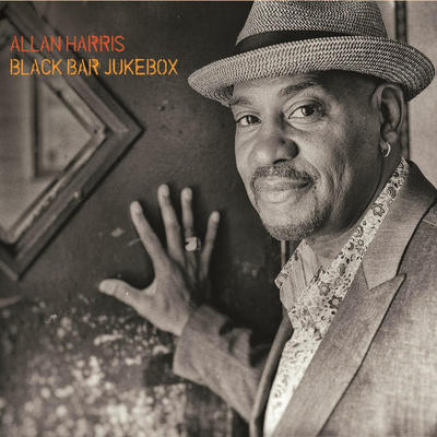 Allan Harris – Black Bar Jukebox (2015).Mp3 - 320Kbps