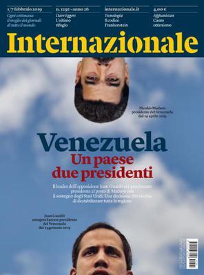 Internazionale N.1292 - 1 Febbraio 2019