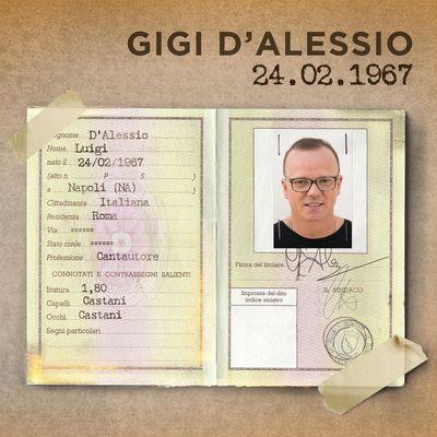 Gigi D'Alessio - 24 febbraio 1967 (2017).Mp3 - 320Kbps