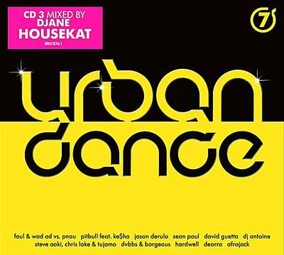 VA - Urban Dance Vol.07 [3CD] (2014) .mp3 - 320kbps