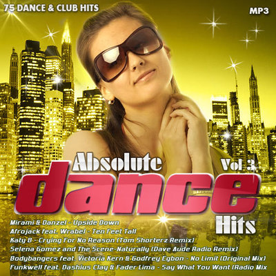 VA - Absolute Dance Hits Vol.03 (2014) .mp3 - 320kbps