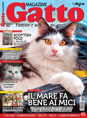 Gatto Magazine - Agosto-Settembre 2018