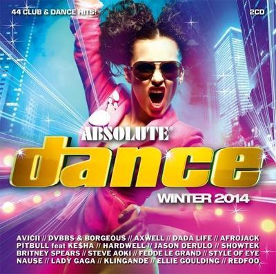 VA - Absolute Dance Winter 2014 (2014) .mp3 - 320kbps