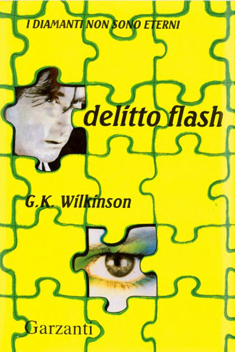 G. K. Wilkinson - Delitto flash (1970)