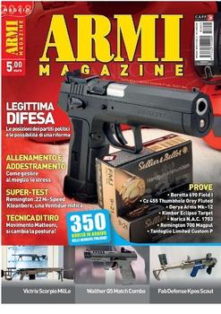Armi Magazine N.5 - Maggio 2018