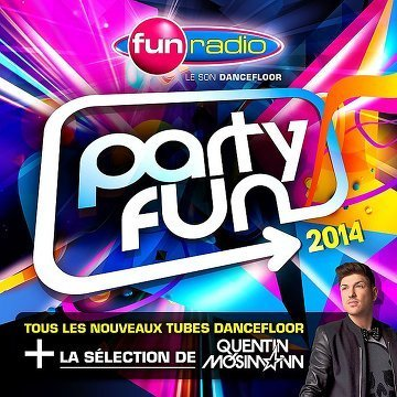 VA - Fun Radio: Party Fun 2014 [2CD] (2014) .mp3 - 320kbps