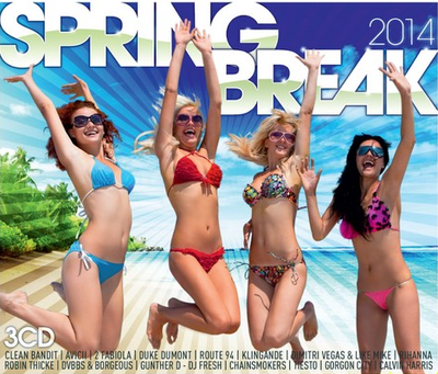 VA - Spring Break 2014 [3CD] (2014) .mp3 - V0