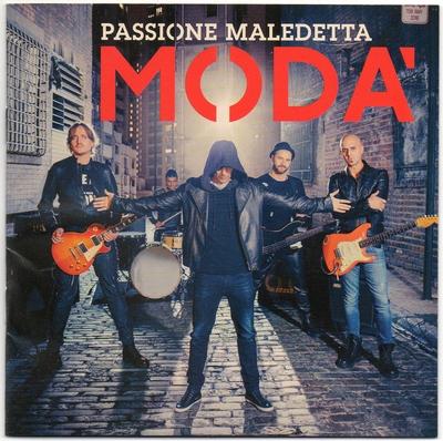 Modà - Passione Maledetta (2015).Mp3 - 320Kbps