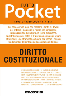 AA. VV. - Tutto pocket diritto costituzionale. Studio, riepilogo, sintesi (2012)