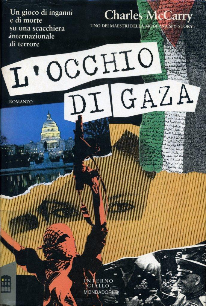 Charles McCarry - L'occhio di Gaza (1994)