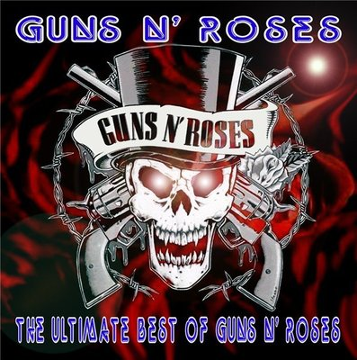 Guns N' Roses - The Ultimate Best Of 2014 (2014) .mp3 - 320kbps