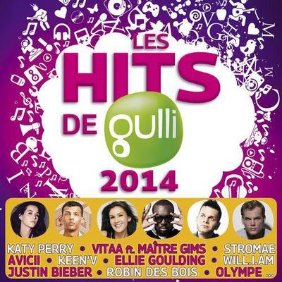 VA - Les Hits De Gulli 2014 (2013) .mp3 - 320kbps