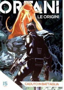 Orfani: Le Origini N.15 -  Caduto in Battaglia (2017)