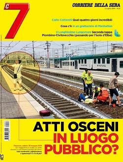 Corriere della Sera Sette N.27 - 5 Luglio 2018