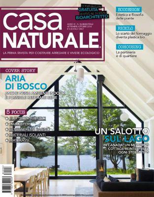 Casa Naturale - Settembre-Ottobre 2018