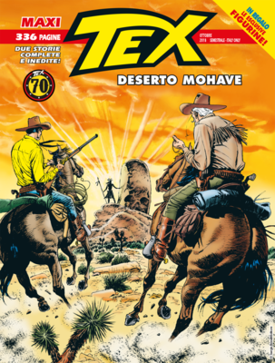 Maxi Tex N.23 - Deserto Mohave (10/2018)