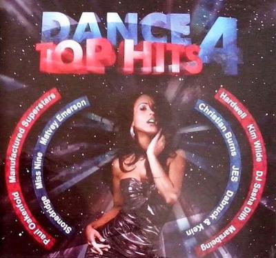 VA - Dance Top Hits Vol.04 [4CD] (2012) .mp3 - V0