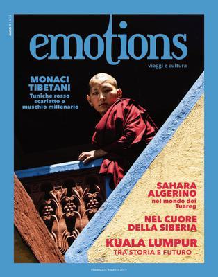 Emotions Magazine - Febbraio-Marzo 2019