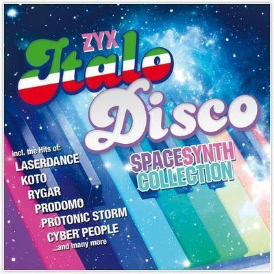 VA - ZYX Italo Disco Spacesynth Collection (2014) .mp3 - V0