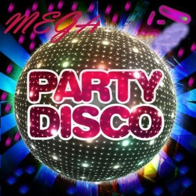 VA - Disco Mega Party (2014) .mp3 - 320kbps