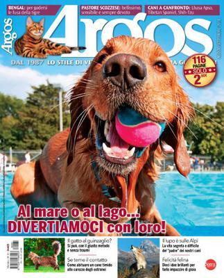 Argos - Agosto-Settembre 2018