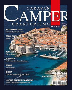 Caravan e Camper Granturismo - Giugno 2018