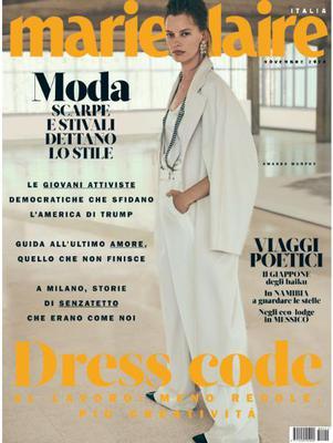 Marie Claire Italia - Novembre 2018