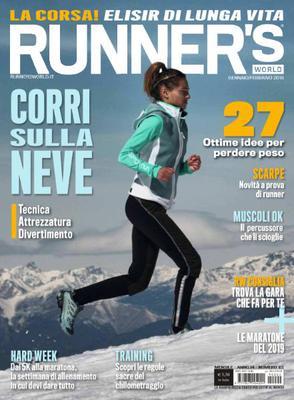 Runner's World Italia - Gennaio-Febbraio 2019