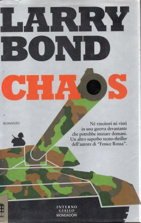 Larry Bond - Chaos (1993)