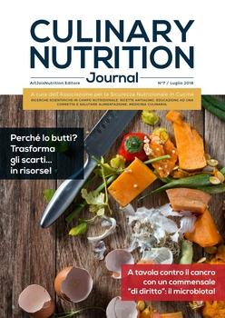 Journal of Culinary Nutrition N.7 - Luglio 2018