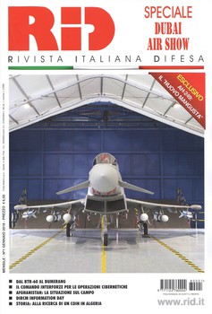 Rivista Italiana Difesa - Gennaio 2018