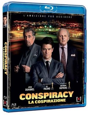 Conspiracy - La Cospirazione 2016 .avi AC3 BRRIP - ITA - hawklegend