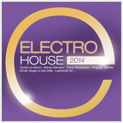 VA - Electro House 2014 [2CD] (2014) .mp3 - V0