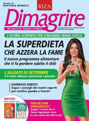 Dimagrire - Settembre 2018