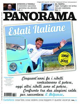 Panorama Italia N.31 - 18 Luglio 2018