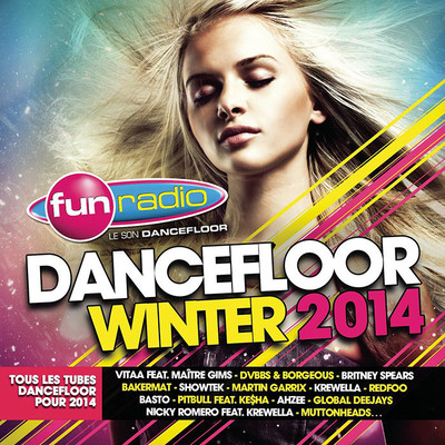VA - Fun Radio Dancefloor Winter 2014 [2CD] (2013) .mp3 - 320kbps