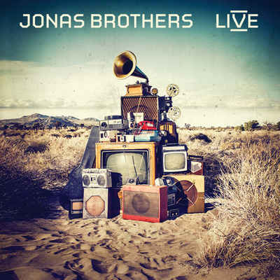 Jonas Brothers - Live (2013) .mp3 - 320kbps