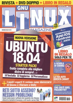 Linux Magazine N.4 - Giugno-Luglio 2018