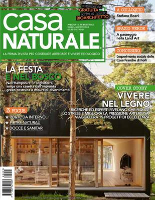 Casa Naturale - Luglio-Agosto 2018