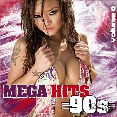 VA - Mega Hits 90s Vol.08 (2013) .mp3 - 320kbps