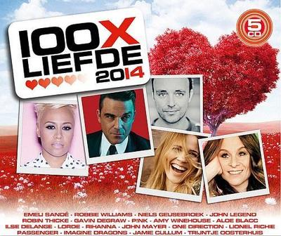 VA - 100x Liefde 2014 [5CD] (2014) .mp3 - V0