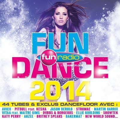 VA - Fun Radio Fun Dance 2014 [2CD] (2014) .mp3 - V0