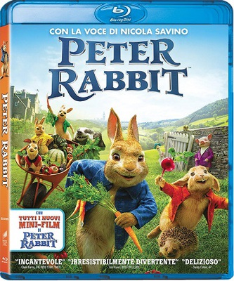 Peter Rabbit 2018 .avi AC3 BRRIP - ITA - hawklegend